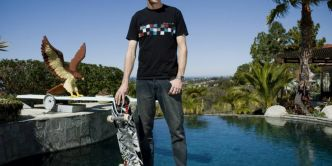 Tony Hawk commentateur des Vans Park Series