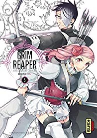 The grim reaper and an argent cavalier, tome 5 par  Irono