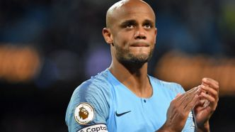 Interview: Vincent Kompany annonce qu'il quitte Manchester City