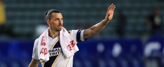 MLS: le Galaxy, sans Ibrahimovic, s'enfonce