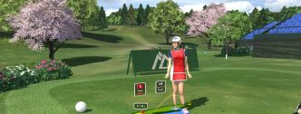 Test de Everybody's Golf VR