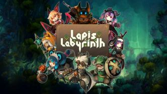 TEST de Lapis x Labyrinth (Switch) : Le Dungeon Crawler 2D à la sauce Gacha