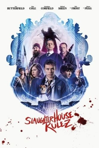 Slaughterhouse Rulez Film Streaming - Complet VF 2018(HDRip)