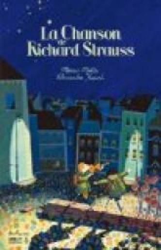 La chanson de Richard Strauss par Marcus Malte