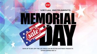 EastWest lance une promotion pour le Memorial Day