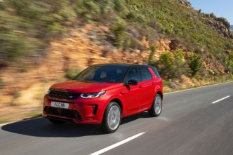 Land Rover Discovery Sport : petit restylage