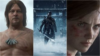 The Last of Us 2, Ghost of Tsushima et Death Stranding arrivent bien sur PS4