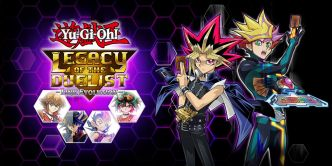 Yu-Gi-Oh! Legacy of the Duelist : Link Evolution débarque en exclu sur Switch