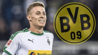 Officiel - Thorgan Hazard rejoint le Borussia Dortmund jusqu'en 2024