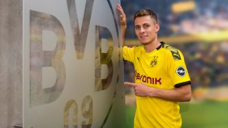 Thorgan Hazard s'engage avec Dortmund