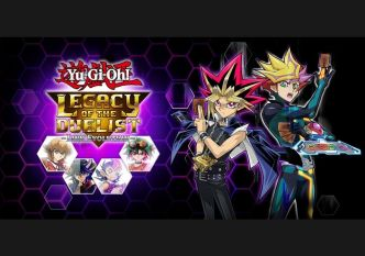 Yu-Gi-Oh! Legacy of the Duelist : Link Evolution abattra ses cartes exclusivement sur Switch