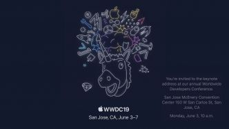 WWDC 2019 : Apple confirme la keynote du 3 juin [iOS 13]