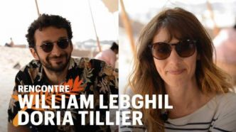 Doria Tillier et William Lebghil : l'interview croisée