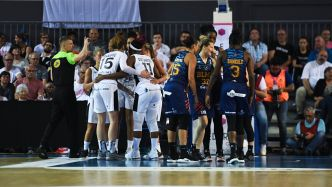 LFB: Lyon-ASVEL champion de France en dominant Lattes-Montpellier