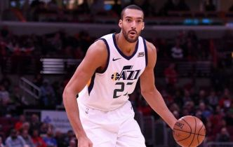 NBA : Gobert dans la All-NBA Third Team !