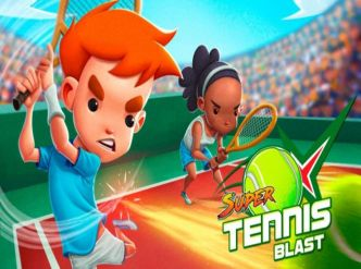 Super Tennis Blast s'anime sur Switch…