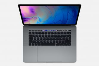 Apple : vers un MacBook Pro 16 pouces OLED