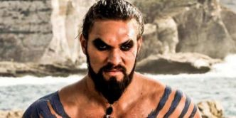 Game of Thrones: Jason Momoa dévoile un cliché rare de la série !