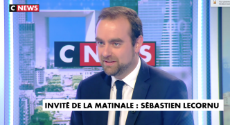 L'interview de Sébastien Lecornu