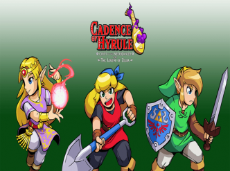 Cadence of Hyrule, nouvelles images…