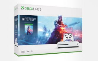 Bon plan : Xbox One S 1 To + Battlefield V Deluxe Edition + Gears of War à 179.99 €