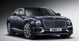 Bentley Flying Spur : la berline prestigieuse remise à neuf
