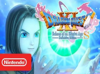 Dragon Quest XI S, nouveau trailer…