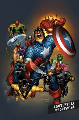 Avengers - Coffret Marvel Events