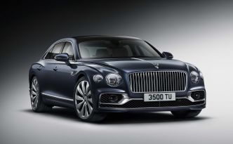 Faites place à la nouvelle Bentley Flying Spur 2019