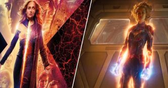 X-Men Dark Phoenix : Captain Marvel aurait eu un impact sur la fin du film (no spoil)