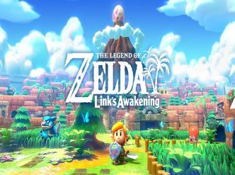 The Legend of Zelda: Link's Awakening daté !