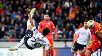 Andorre-France: «On a su se rendre le match facile»... Les Bleus satisfaits, sans se la raconter