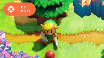 The Legend of Zelda Link's Awakening : un trailer pour la date de sortie du remake - E3 2019