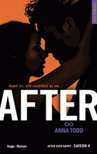 After, tome 4 : After we rise par Anna Todd