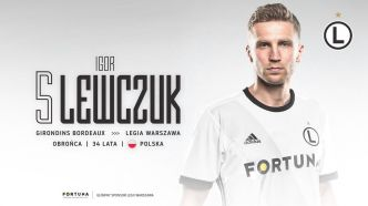 Mercato Bordeaux : Igor Lewczuk signe au Legia Varsovie (Officiel)