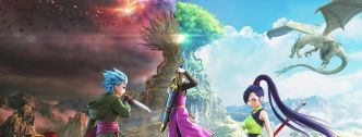 Une Switch Dragon Quest XI S et une édition collector au Japon