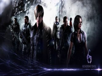 Resident Evil 6, les images Switch…