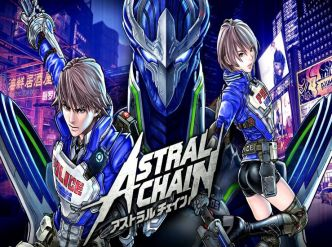 Astral Chain, une édition collector !