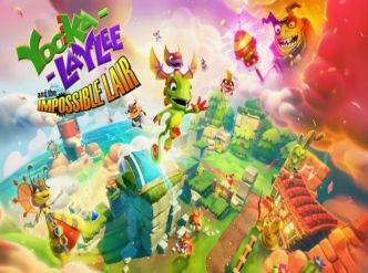 Yooka-Laylee and the Impossible Lair en vidéo…