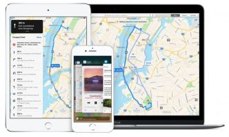 Apple Plans lance Look Around, concurrent direct du Street View de Google Maps
