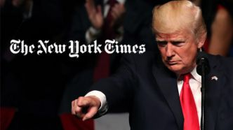 Trump accuse New York de trahison...virtuelle