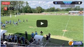 #FED3 #LiveVIDEO Suivez Courbevoie vs SMS en #LiveVIDEO