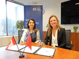 Casablanca Finance City s'allie avec Toronto Finance International