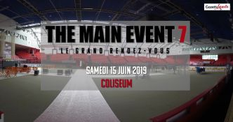 Timelapse – BOXE – THE MAIN EVENT 7