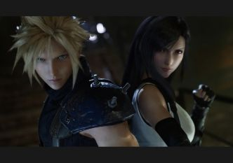 Cloud se travestira bien en femme dans Final Fantasy VII Remake