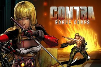 [E3 2019] Contra Rogue Corps, une belle dose de rétro version 2019 par Konami !