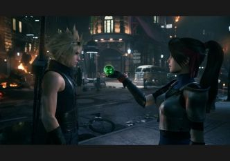 Square Enix illustre davantage Final Fantasy VII Remake