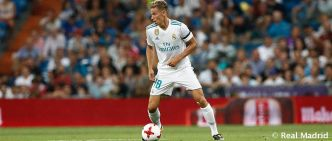 Real Madrid : l'Atletico accueille Marcos Llorente (off.)