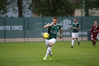 Foot - Transferts - Transferts : Maxence Derrien (Red Star) vers Chambly