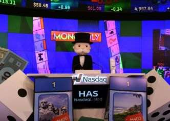 Attention aux tricheurs: Le Monopoly parlant arrive